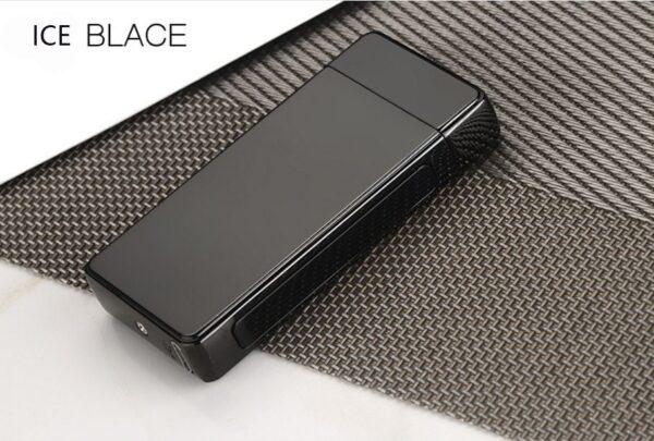 USB vžigalnik - Dark knight črn