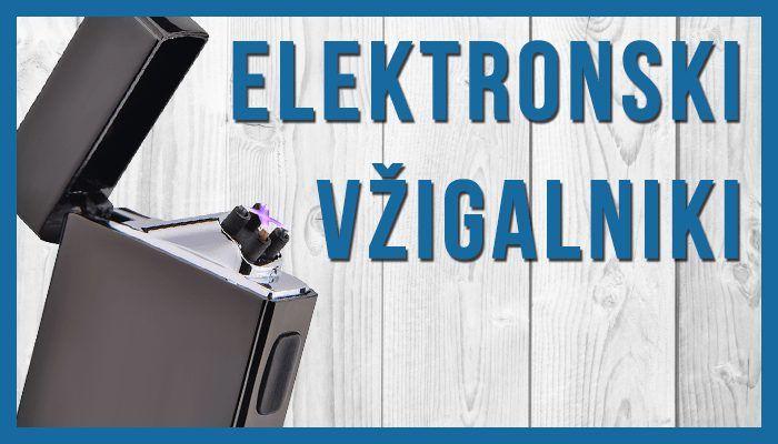 Elektronski vžigalniki