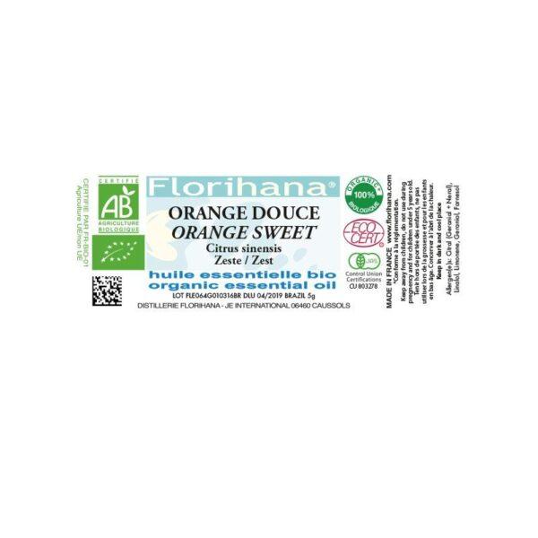 Eterično olje sladka pomaranča - Citrus sinesis