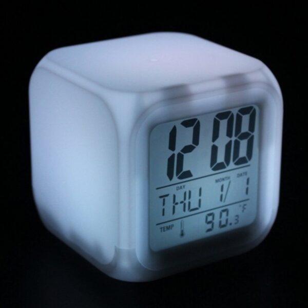 Dekorativna LED digitalna ura