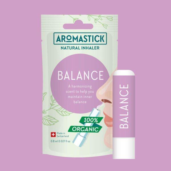 Aromastick nosni inhalator - Balance