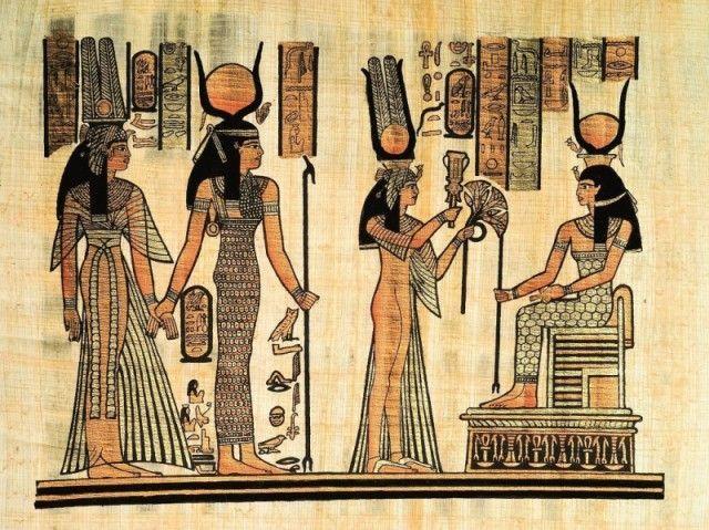 AROMATERAPIJA skozi zgodovino
