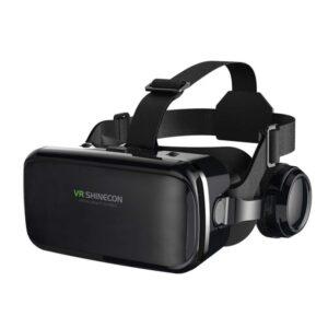 VR profesionalna očala s HQ slušalkami