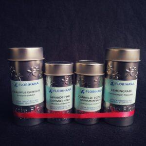 Set eteričnih olj - Florihana