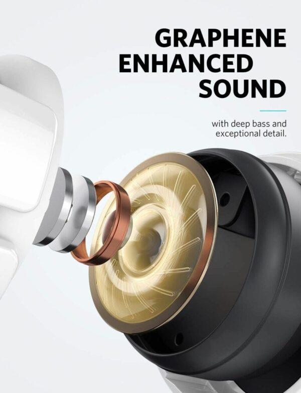 Anker Soundcore Liberty Air brezžične ušesne slušalke