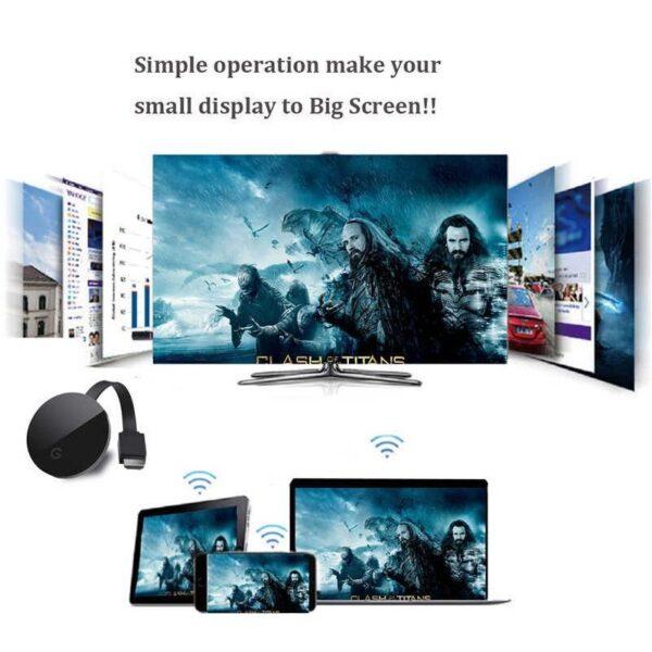 Brezžični HDMI adapter - Mirascreen
