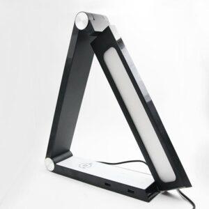 Triangle namizna svetilka - črna