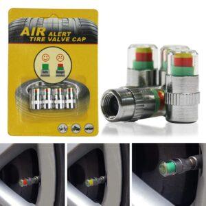 Ventil za indikacijo tlaka v pnevmatiki