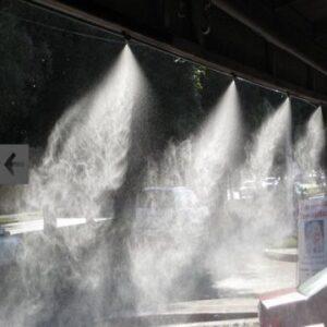 Hlajenje z vodno meglico