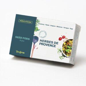 Tregren semena za pametni vrt - francoska kuhinja