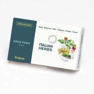 Tregren semena za pametni vrt - italijanske začimbe