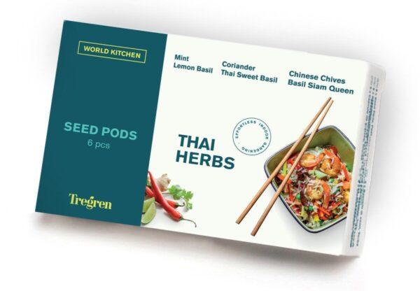 Tregren semena za pametni vrt - tajske začimbe