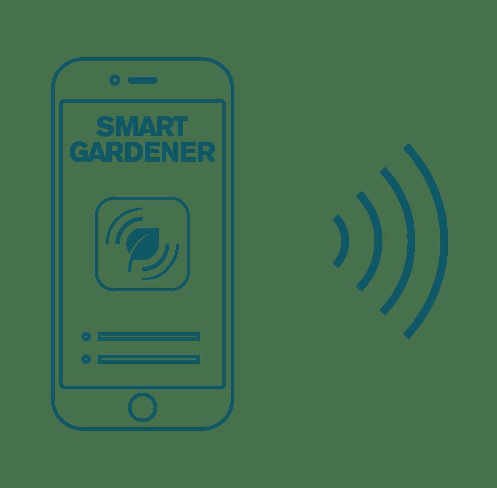 Aplikacija Smart Gardener - programi za gojenje