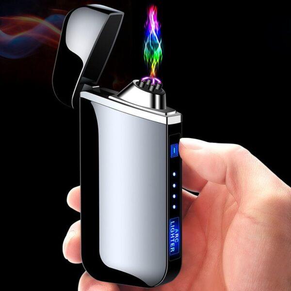 Električni USB vžigalnik - Obsidian