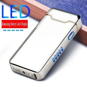 Električni USB vžigalnik - Silver Fox