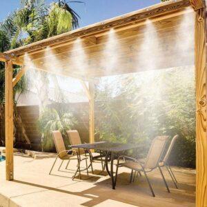 SIMPLE mini - sistem za hlajenje z vodno pršico