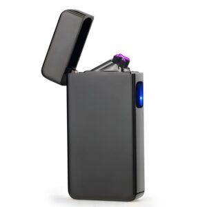 USB plazma elektronski vžigalnik - Ebony
