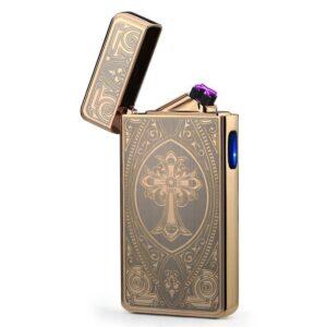 USB plazma elektronski vžigalnik - Gold Fusion