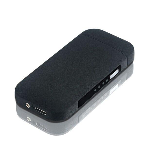Luksuzen USB elektronski vžigalnik - Darth Vader