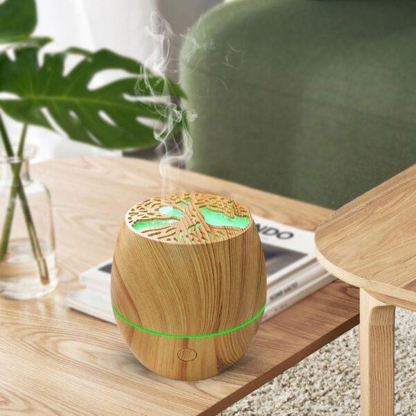 Aromaterapevtski USB difuzor - Hera