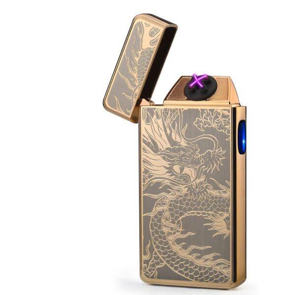 USB plazma električni vžigalnik - Dragon