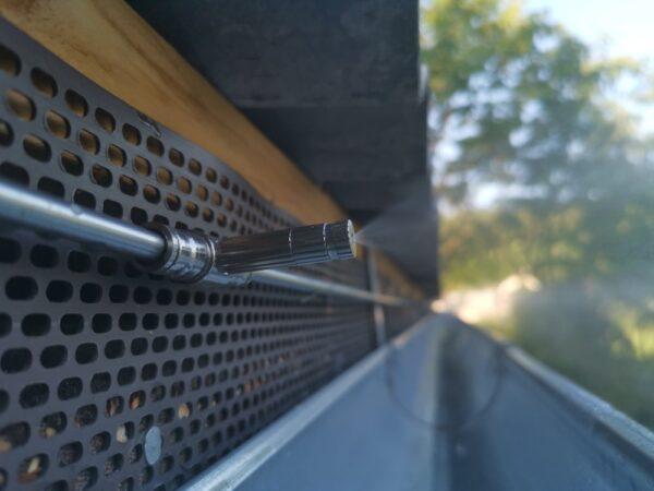 Inox cev - meglenje terase | PIRO spletna trgovina
