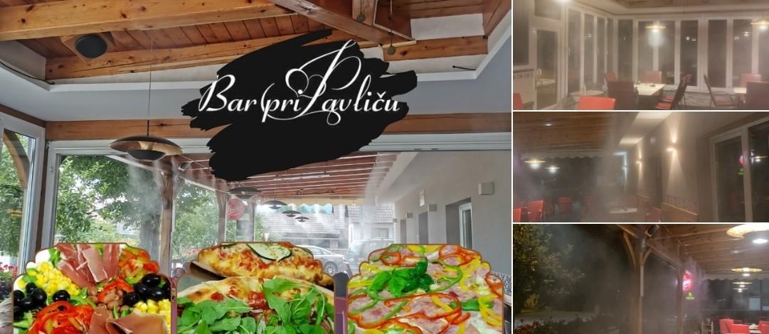 Pizzerija in bar pri Pavliču - Vinica | PIRO spletna trgovina