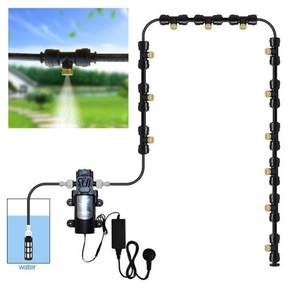 Simple sistem za ustvarjanje vodne meglice + črpalka | PIRO spletna trgovina