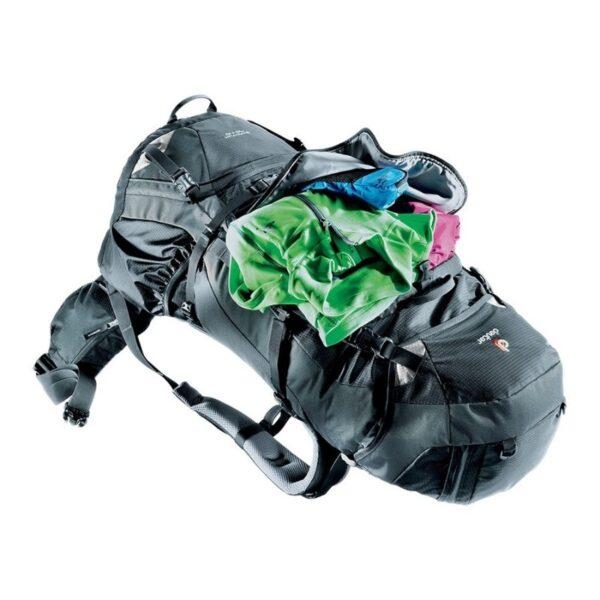 Potovalni nahrbtnik - Deuter Quantum 70+10   PIRO spletna trgovina