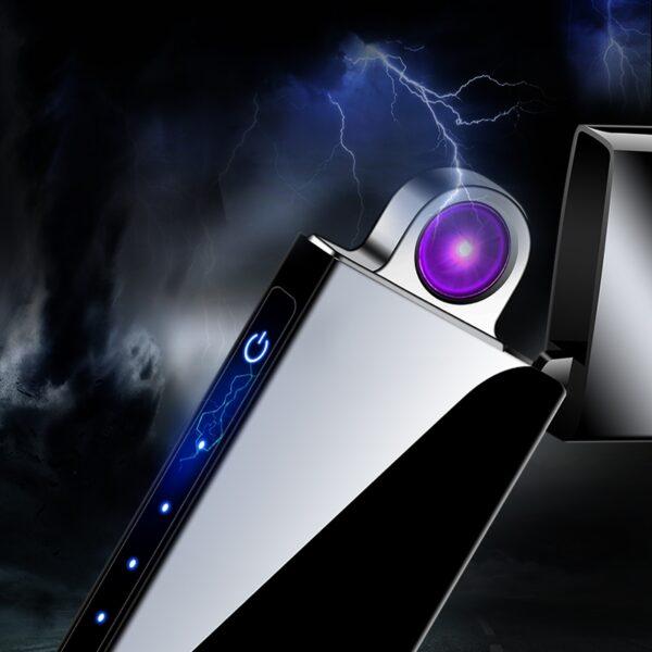 Električni USB vžigalnik Dark Fusion | PIRO pletna trgovina