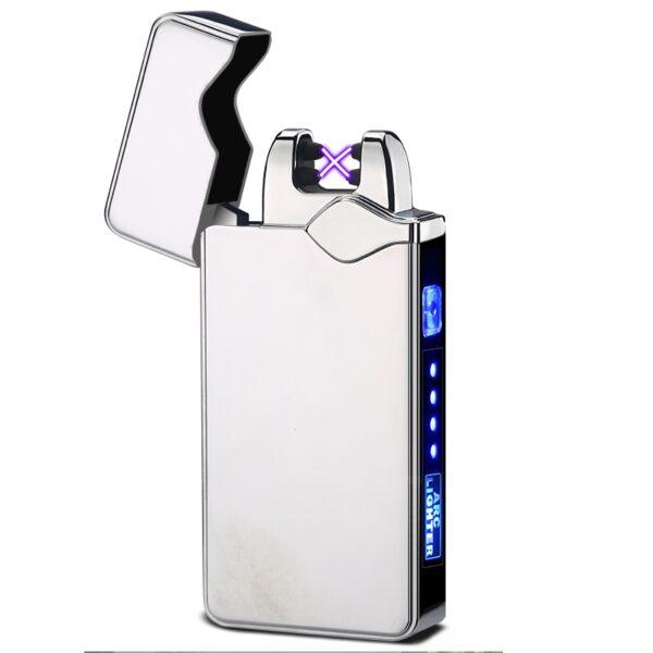 USB plazma električni vžigalnik - Granite   PIRO spletna trgovina