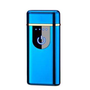 USB vžigalnik Deep blue   PIRO spletna trgovina